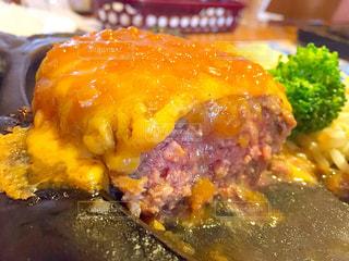 さわやかのチーズハンバーグの写真・画像素材[725113]