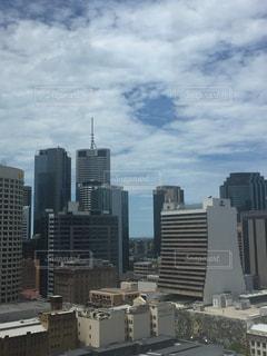 都市の高層ビルの写真・画像素材[725339]