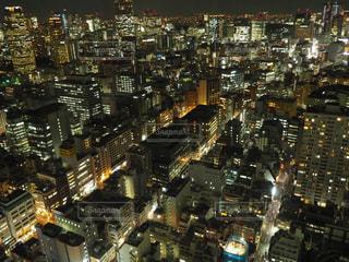 夜の街の写真・画像素材[812698]