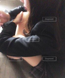 女子高生の写真・画像素材[851457]