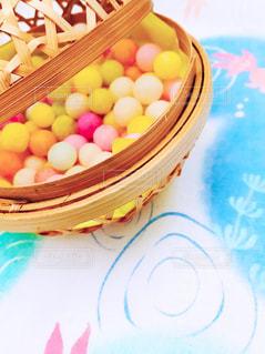 涼しげなお菓子(#^.^#)の写真・画像素材[1255180]