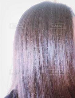 艶のある髪の毛の写真・画像素材[1591261]