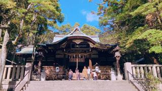 安産祈願の神社⛩の写真・画像素材[1609910]