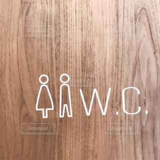 木製のドアの写真・画像素材[1628397]