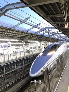 新幹線の写真・画像素材[1828488]