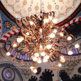 イスラム建築の写真・画像素材[1201086]