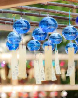 風鈴祭りの写真・画像素材[4596634]