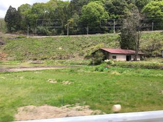 田園風景の写真・画像素材[2095956]