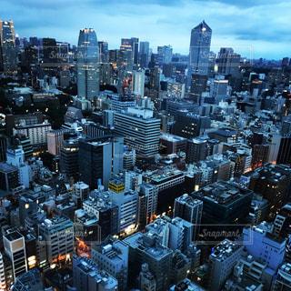 東京の夜景の写真・画像素材[726752]