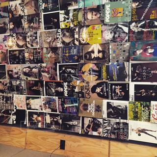 店舗でのディスプレイの写真・画像素材[727170]