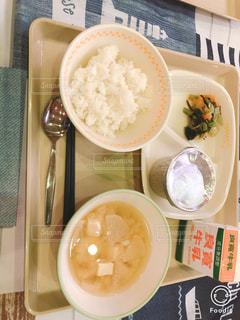 学校給食の写真・画像素材[2413632]