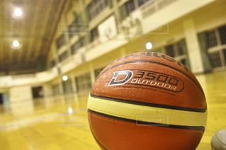 バスケットボール。の写真・画像素材[727591]