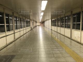 駅の通路の写真・画像素材[728598]