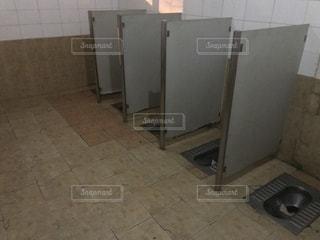 ニーハオトイレの写真・画像素材[1846712]
