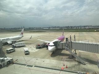 福岡空港の写真・画像素材[2174753]