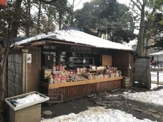 鬼子母神堂の駄菓子屋さんの写真・画像素材[2206959]