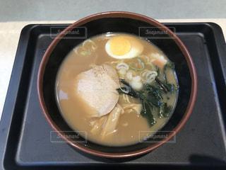 煮干しラーメンの写真・画像素材[3247261]