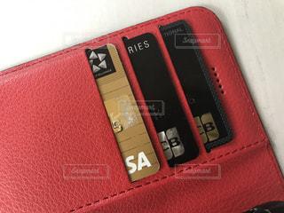 クレジットカードの写真・画像素材[3263627]