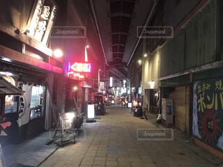 宮下銀座商店街の写真・画像素材[3994789]
