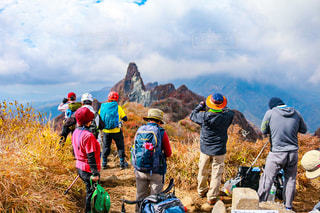 登山の写真・画像素材[1646053]