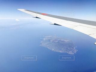 飛行機✈︎の写真・画像素材[731126]