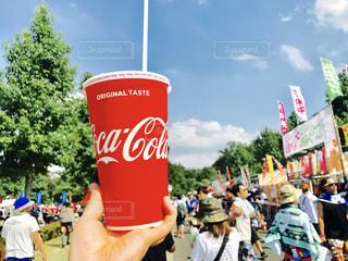 coca-cola!の写真・画像素材[739838]
