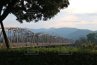 夕方のbridgeの写真・画像素材[890804]