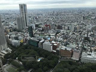 都市の景色曇り空と都市2の写真・画像素材[769176]
