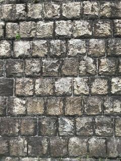 テクスチャシリーズ 石壁001の写真・画像素材[1215386]