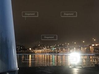 漢江にかかる橋の写真・画像素材[2551128]