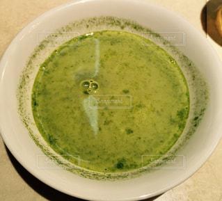 ほうれん草のスープの写真・画像素材[807433]