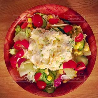 ポテトサラダの写真・画像素材[737284]