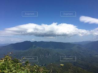 北海道黒岳からの眺めの写真・画像素材[730818]