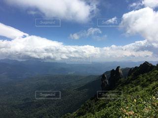 北海道黒岳の写真・画像素材[730829]