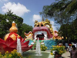 ベトナム スイティエン公園の写真・画像素材[730902]