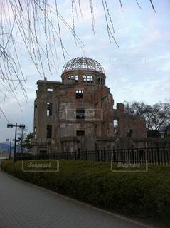 原爆ドームの写真・画像素材[730976]