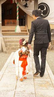 パパと娘の写真・画像素材[866677]