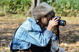 カメラマンの写真・画像素材[808933]