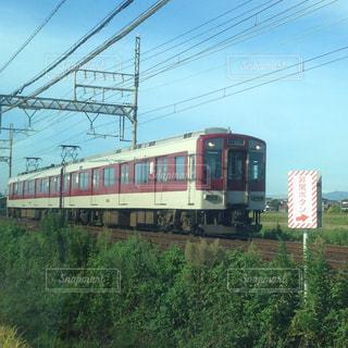 近鉄電車の写真・画像素材[736400]