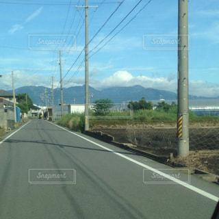 三重県鈴鹿市山並みの写真・画像素材[736402]