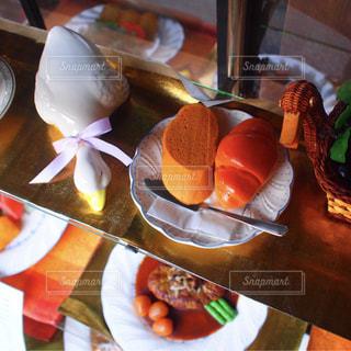 レストランの食品サンプル - No.831957