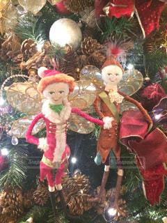 海外風のクリスマスツリー - No.906768