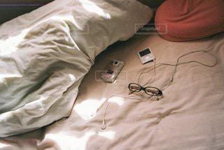 わたしの寝室の写真・画像素材[3610479]