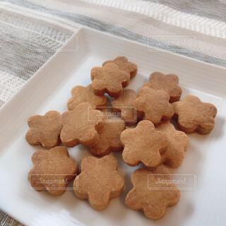 手作りクッキーの写真・画像素材[4246111]