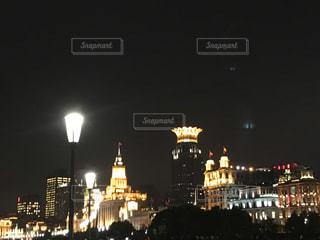 上海夜景1の写真・画像素材[775172]