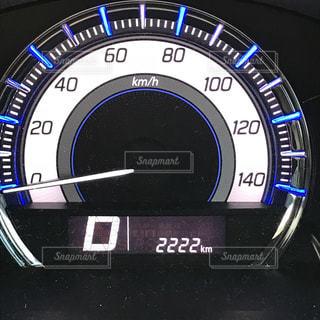 2222キロの写真・画像素材[974901]