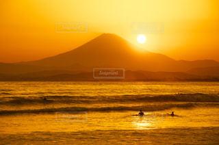 海と富士と時々サーファー - No.761251