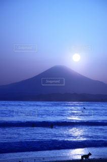 青い海と富士山 - No.761252