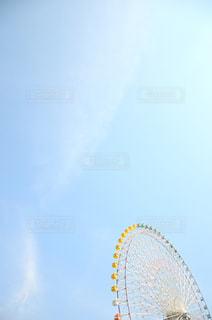 青空と観覧車 - No.764745
