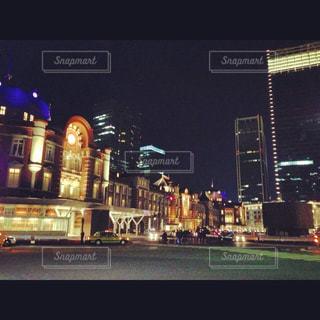 東京駅の夜 - No.793576